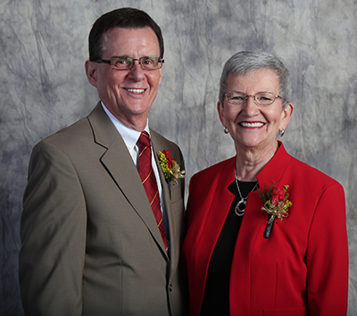 Russ and Lora Talbot