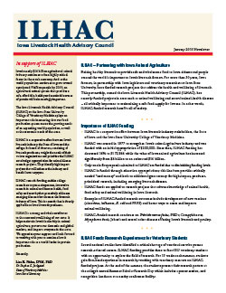 ILHAC Newsletter January 2015
