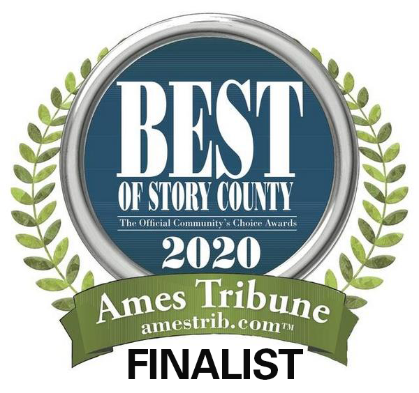 Best of Story County Finalist