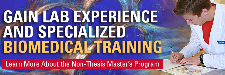 Biomedical Sciences Non-Thesis Master's Program