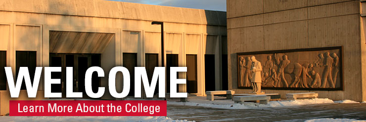 Learn More About the College of Veterinary Medicine