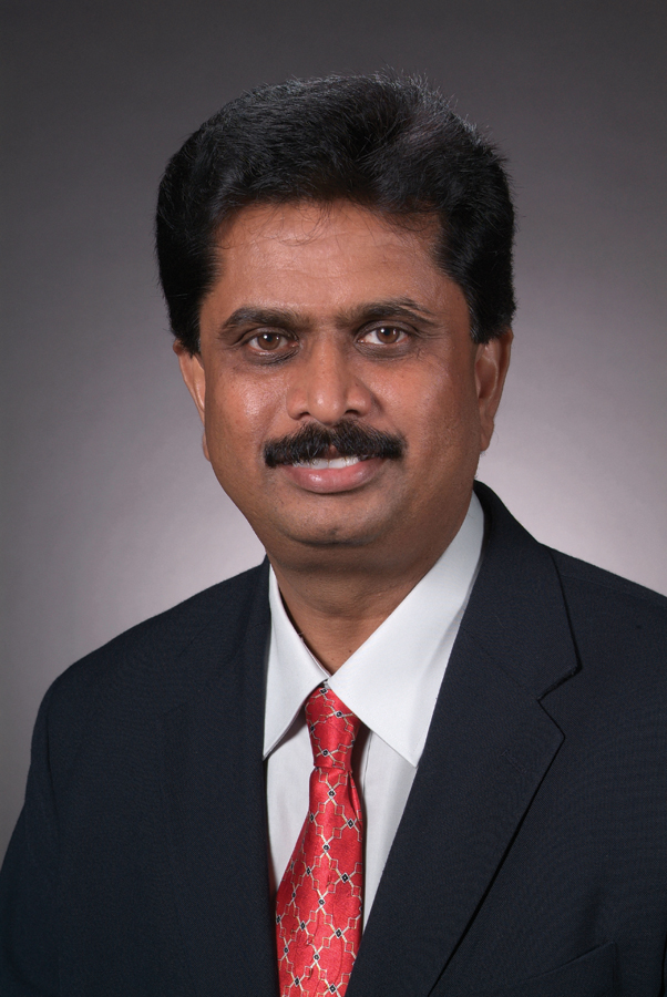 Anumantha G. Kanthasamy, BMS Department Chair
