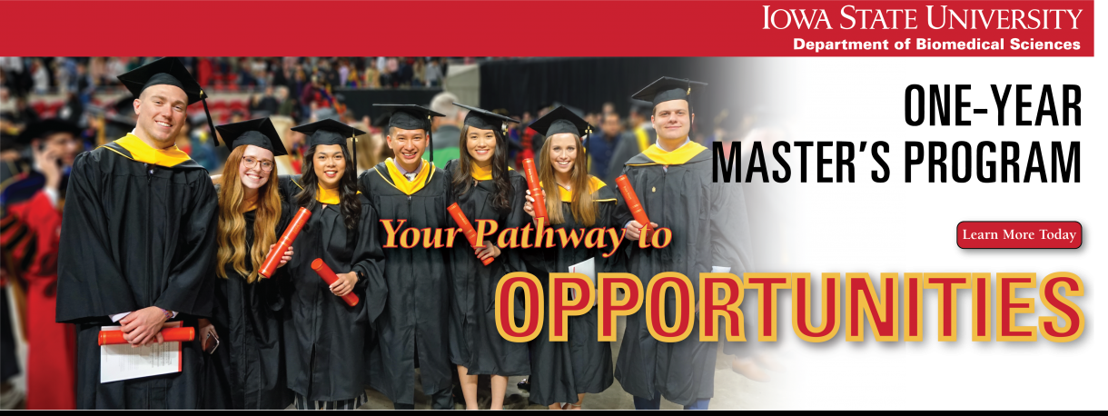 One-Year Master's Program - Your Pathway to Opportunities