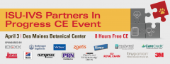 ISU-IVS Partners in Progress CE Event