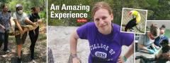 Jasmine Hanson study abroad photos
