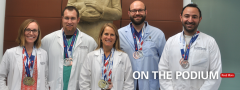 Iowa Games Participants from Vet Med