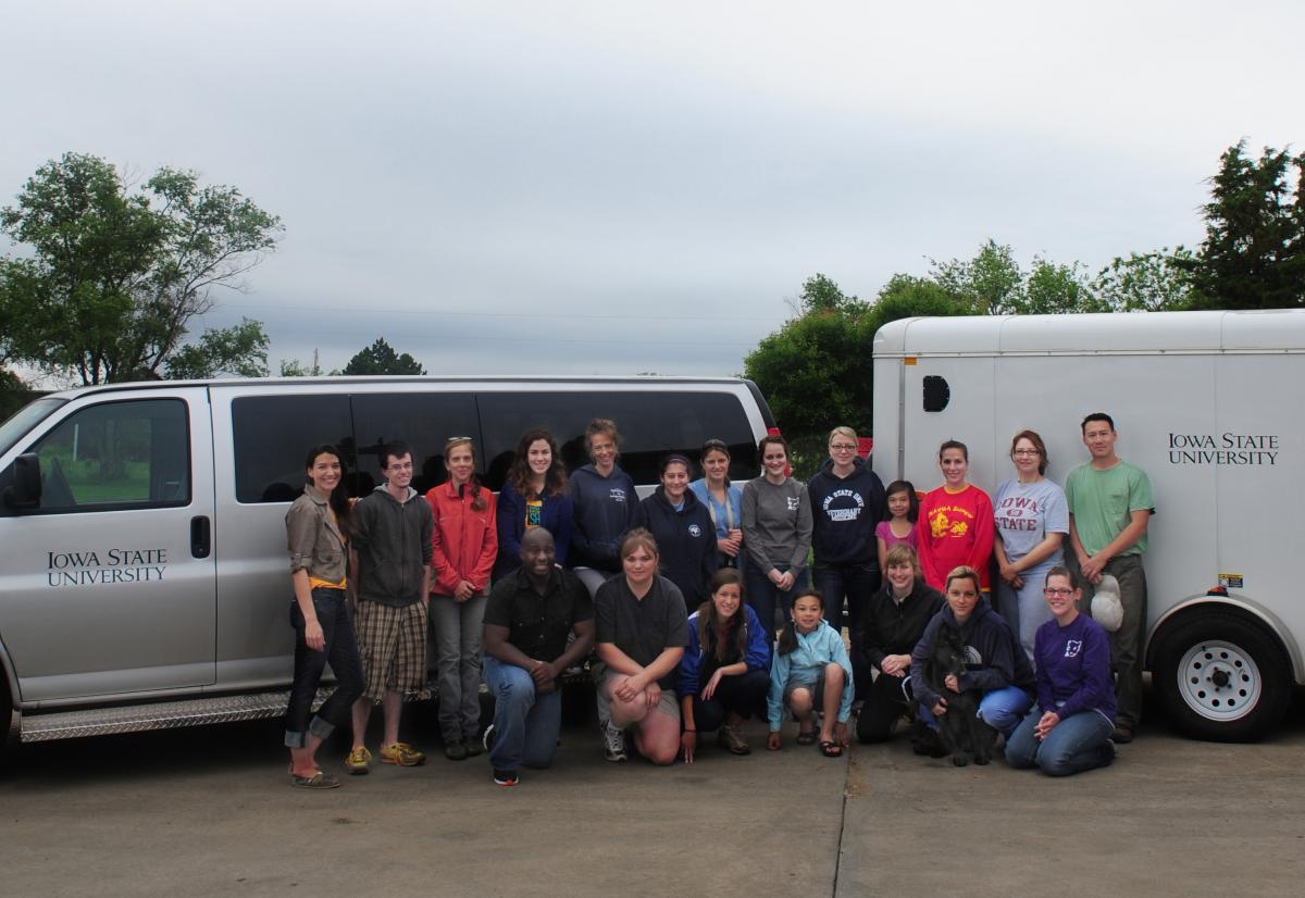 crow creek team 2012